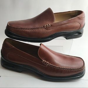 Brown Cole Haan Mens Loafer Shoes Size 11 M
